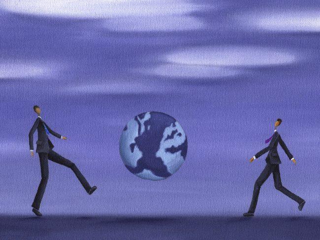CORPORATE_GlobeFootball