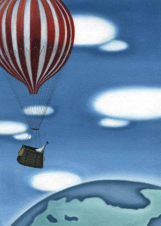 CORPORATE_GlobeHotAirBalloon
