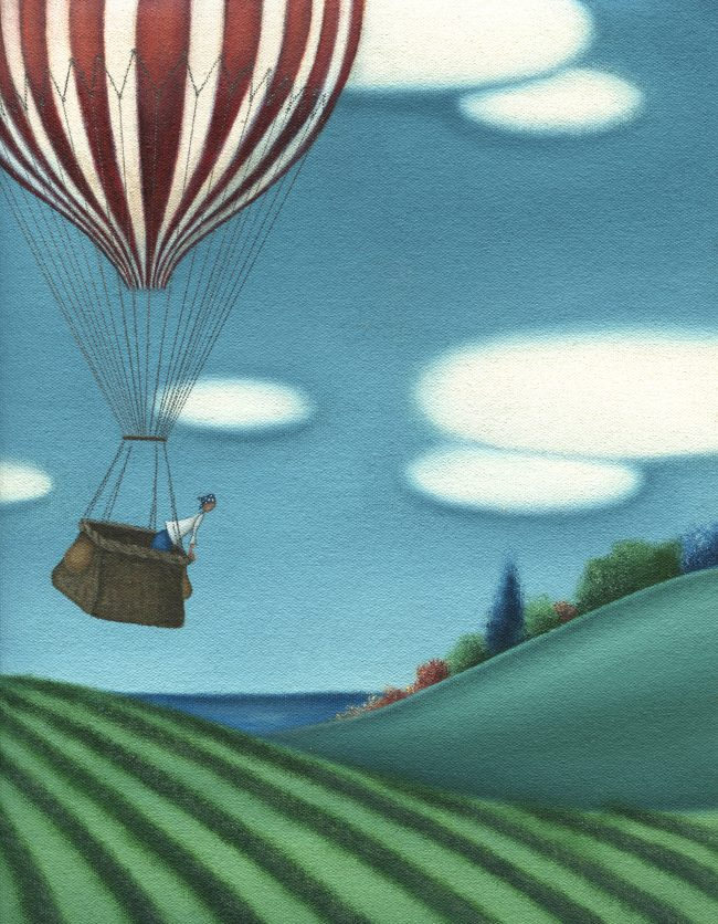 ADVERTISING_Woodbine_YV_HotAirBalloon