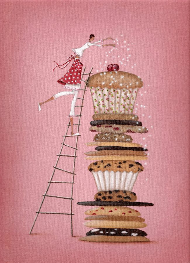 GREETINGS Cards_CupcakeStack