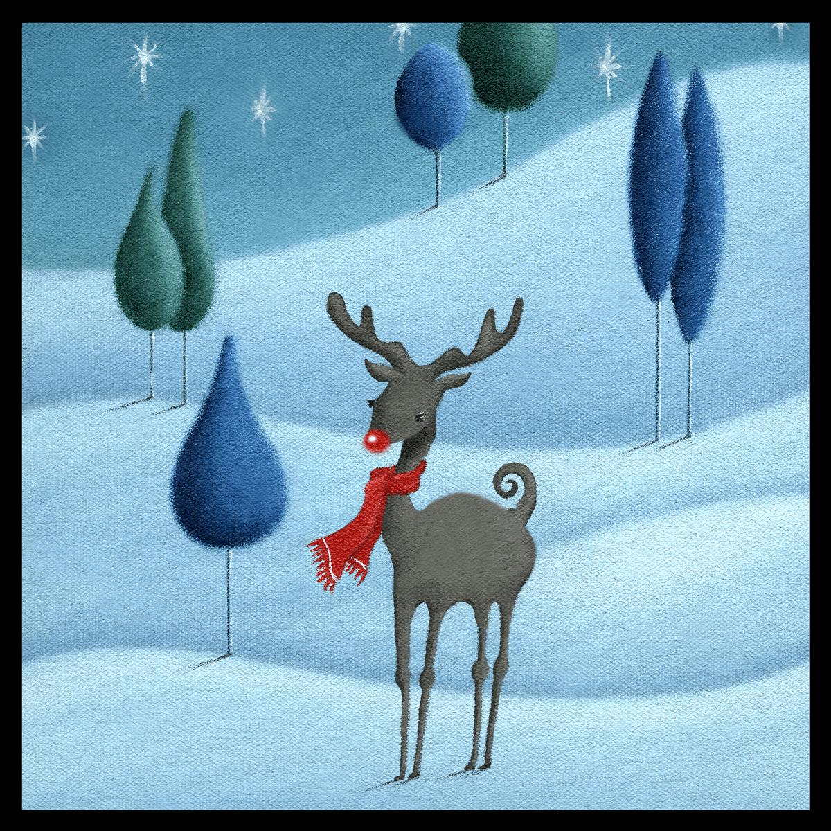 Holidays Reindeer