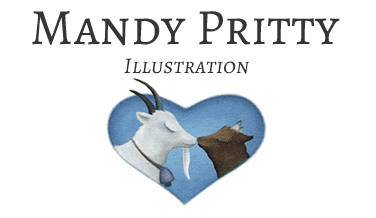 Mandy Pritty Illustration